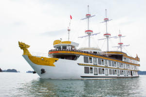 halong dragon legend cruises